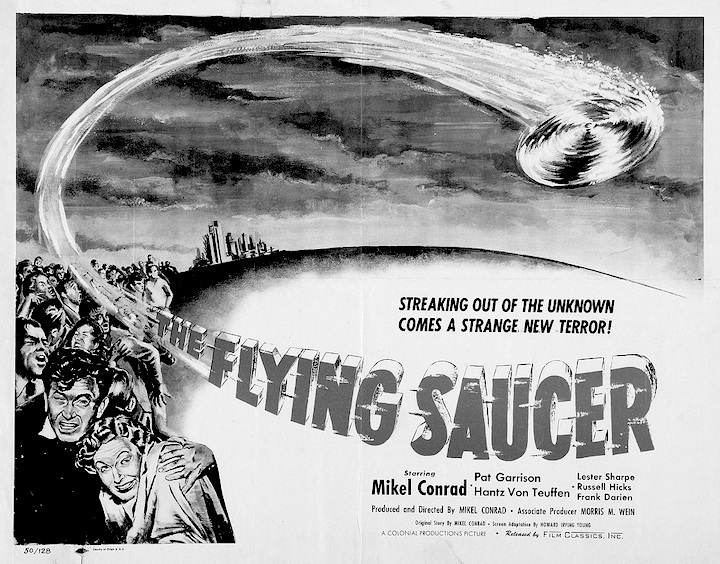 1950-the-flying-saucer