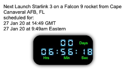 spacexfalcon9starlink4launch